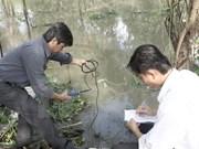 Proposition de mesures de prévention des remontées d'eau salée pour la région du Sud