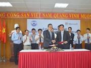 Quang Ninh renforce la coopération dans le développement des TI