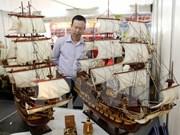 La Foire des produits artisanaux de Hanoi 2015