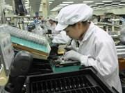 Forte augmentation de l'IDE au Vietnam depuis janvier