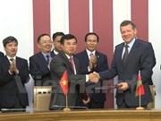 Réunion du comité intergouvernemental Vietnam-Biélorussie