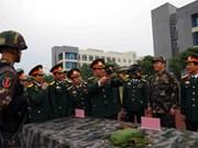 Vietnam-Chine : collaboration entre deux zones militaires