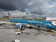 Exploitation du Boeing 787-9 Dreamliner pour les vols vers l'Allemagne