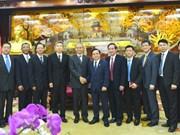 Hanoi – Yunnan : renforcer les relations de coopération