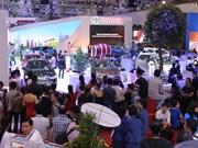 Les nouveautés du Salon de l'automobile du Vietnam 2015
