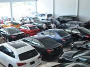 Bond des importations nationales d'automobiles