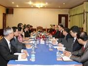 Le Laos salue les résultats de sa coopération avec le Vietnam dans leurs zones frontalières