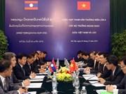 Vietnam-Laos : deuxième consultation politique au niveau des ministres des AE