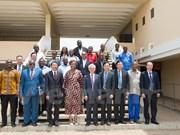 Promotion de la coopération entre le PCV et le Frelimo (Mozambique)