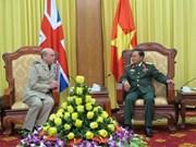 Vietnam - Royaume-Uni: renforcement de la coopération dans la défense