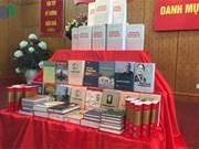 """La maison d'édition  """"Politique nationale-Vérité"""" du Vietnam publie des ouvrages précieux"""