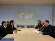 Consultation politique annuelle Vietnam - Belgique