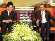Hanoi coopère avec la province chinoise du Yunnan