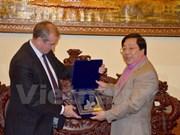 Renforcement de la coopération entre localités vietnamiennes et russes