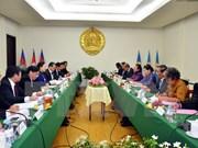 Une délégation du PCV au Cambodge