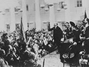 Commémoration de la Révolution d'Octobre russe