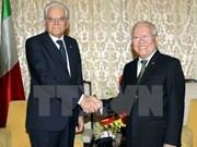 Ho Chi Minh-Ville intensifiera sa coopération avec des localités italiennes