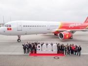 VietJet Air reçoit un nouvel A321