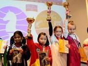 Echecs : Nguyen Le Cam Hien triomphe au Championnat du monde junior