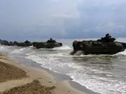 La Malaisie et les Etats-Unis commencent leurs manœuvres militaires conjointes Malus AMPHEX 15