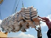 Plus de cinq millions de tonnes de riz exportées en dix mois