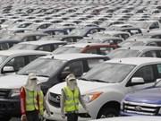 Le Laos supprime les taxes d'importation d'automobiles