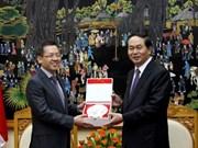 Vietnam-Singapour : coopération entre les polices
