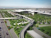 Accélération du projet de l'aéroport international de Long Thanh