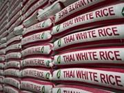 La Thaïlande remporte un marché public de fourniture de riz à l'Indonésie