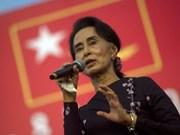 Aung San Suu Kyi invite les dirigeants birmans à discuter
