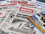 Modifier la loi sur la presse pour l'application de la Constitution 2013