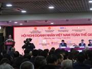 Conférence des hommes d'affaires vietnamiens à l'étranger