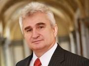 Le président du Sénat tchèque va se rendre au Vietnam