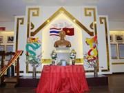 Un mémorial dédié au Président Ho Chi Minh en Thaïlande