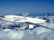 Des vols directs Nouvelle-Zélande - Vietnam en 2016