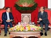 Vietnam et Cambodge renforcent  leurs relations