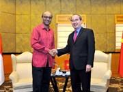 Vietnam-Singapour : promotion du partenariat stratégique