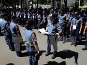 Les Philippines renforcent la sécurité pour le Sommet d'APEC