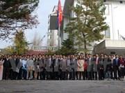 Valorisation des potentialités des intellectuels vietnamiens en R. de Corée