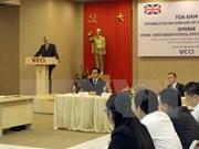 De nouvelles opportunités pour les produits vietnamiens au Royaume-Uni