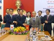 Aide japonaise pour la protection de l'environnement à Quang Ninh