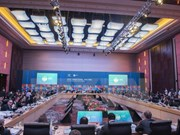 Ouverture de la conférence ministérielle des AE et de l'Economie de l'APEC