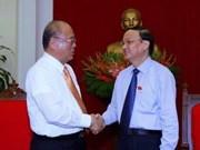 Vietnam et Japon soutiennent la construction de l'Université Vietnam-Japon