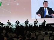 Le président Truong Tan Sang au Sommet des entreprises de l'APEC