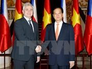 Le PM Nguyên Tân Dung promeut les relations Vietnam-R. tchèque