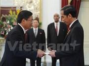 L'Indonésie souhaite renforcer le partenariat stratégique avec le Vietnam