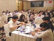 Bientôt une rencontre entre entreprises vietnamiennes et sud-coréennes à Hanoi