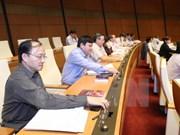 L'Assemblée nationale adopte plusieurs projets de loi importants