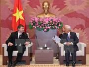 Le ministre russe de la Justice au Vietnam