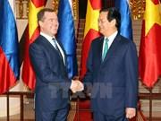 Renforcement du partenariat stratégique intégral Vietnam-Russie
